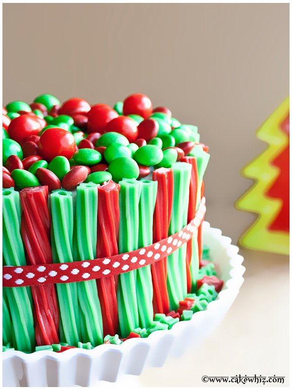 Easy Christmas Cake Ideas