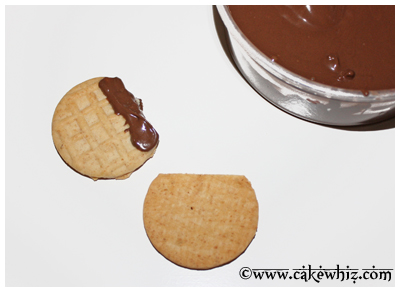 how to make acorn cookies 7