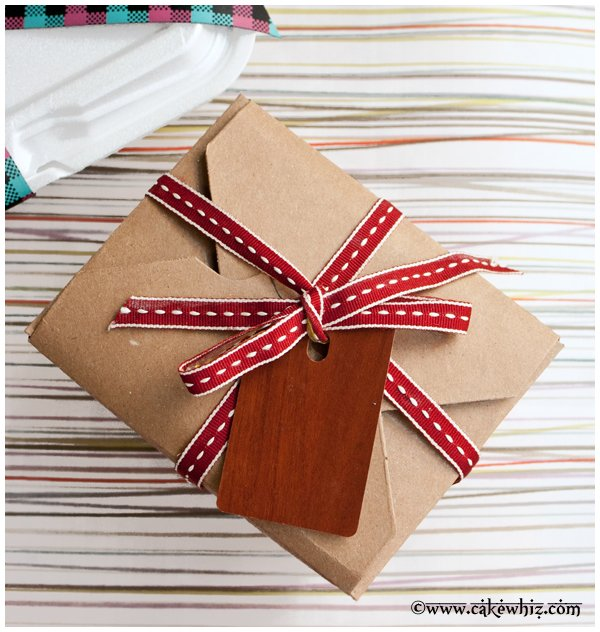 easy ways to package edible gifts 15