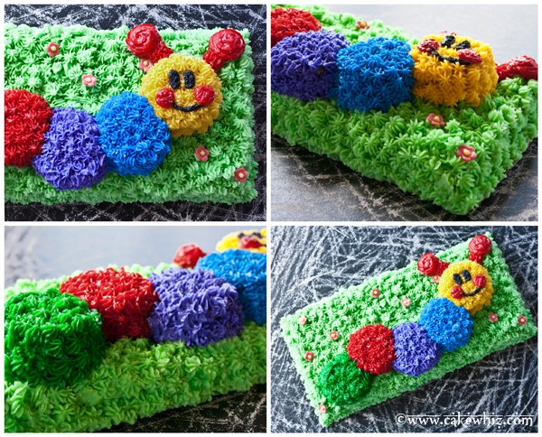 baby einstein caterpillar birthday party 7