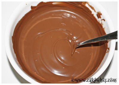 how to make modeling chocolate 5