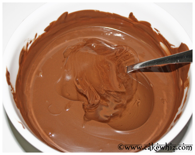 how to make modeling chocolate 6