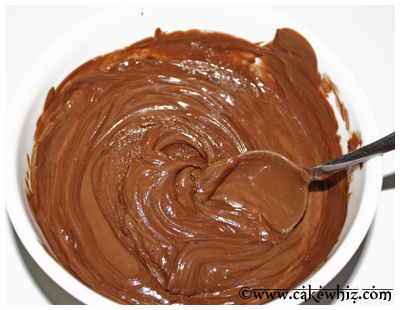 how to make modeling chocolate 7