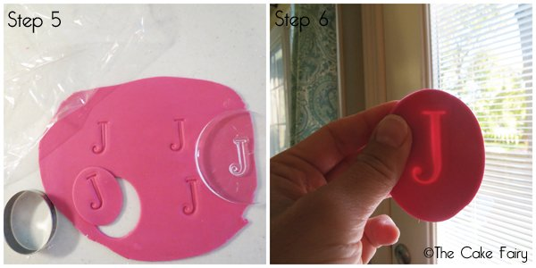 how to make easy monogram toppers 4