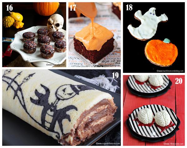 30 halloween sweet savory treats 4