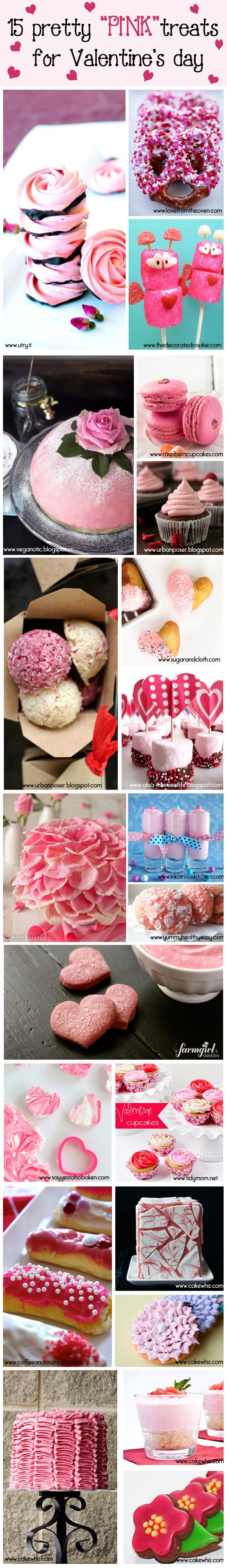 pink treats for valentine's day 8