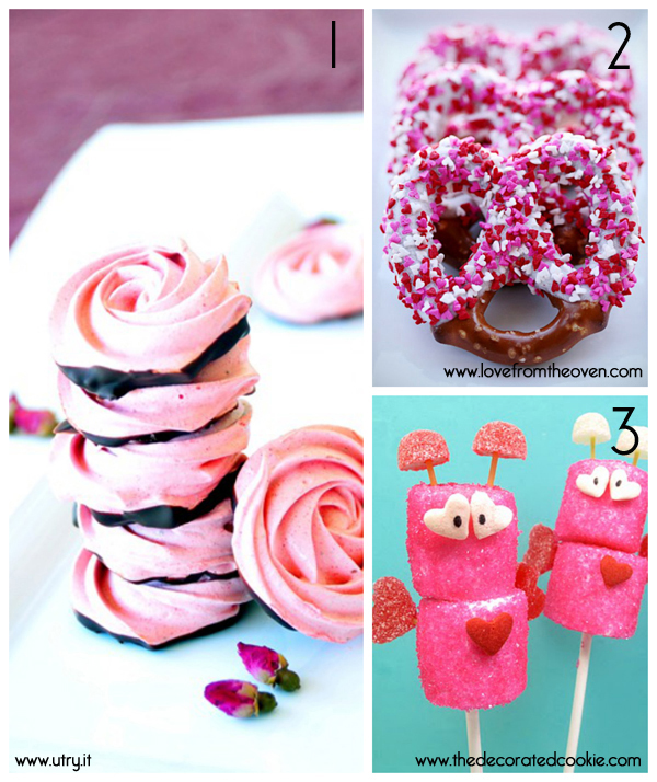 pink treats for valentine's day 1