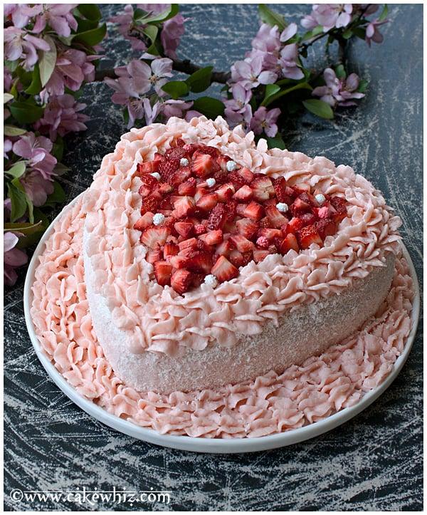 Pink Velvet Cake Cakewhiz