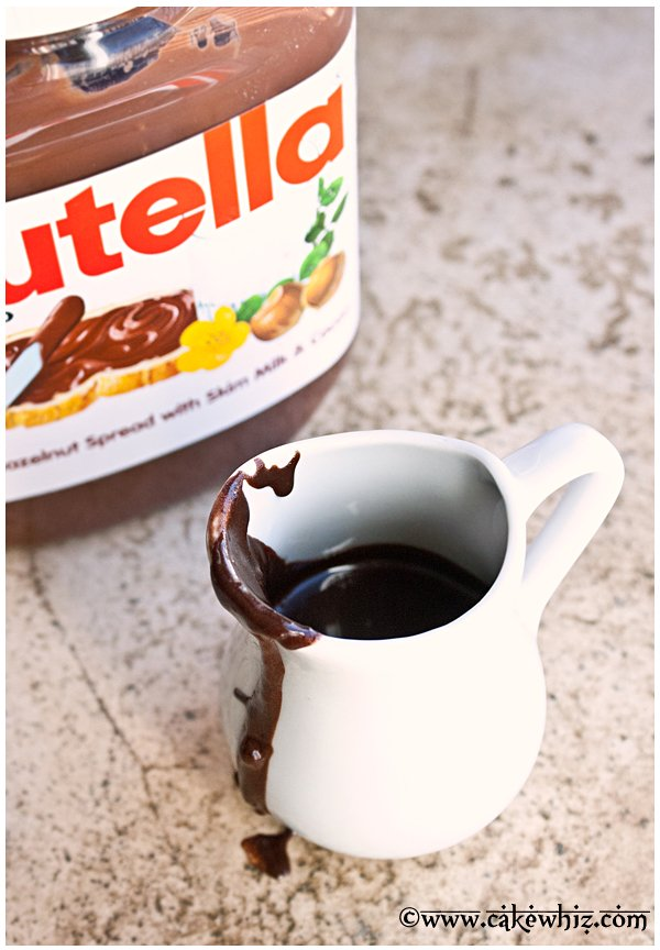 nutella syrup 2