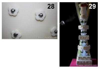Wedding Cake Tutorial 14