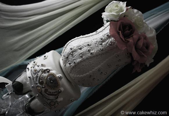 Wedding Cake Tutorial 3