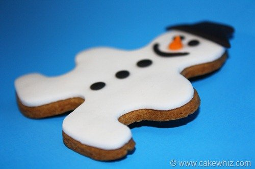 holiday season gingerbread men cookies 5