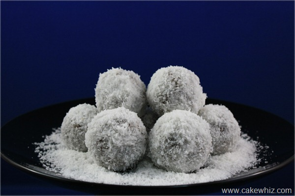 How to make cake balls and cake pops 1