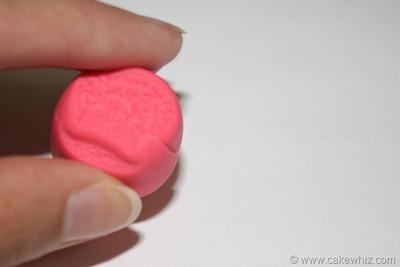 ribbon rose cake with tutorial 10