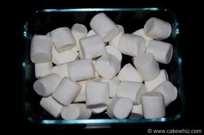 how to make homemade marshmallow fondant 1