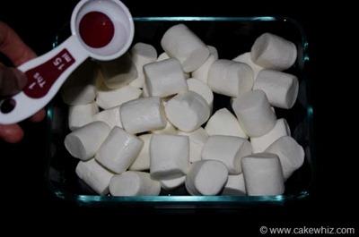 how to make marshmallow fondant 2