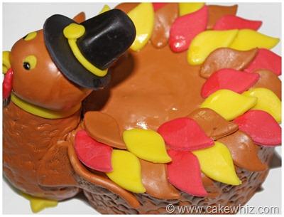 turkey cake 14