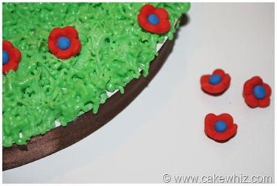 turkey cake 16