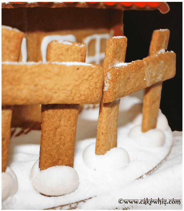 How to Make Gingerbread House 3