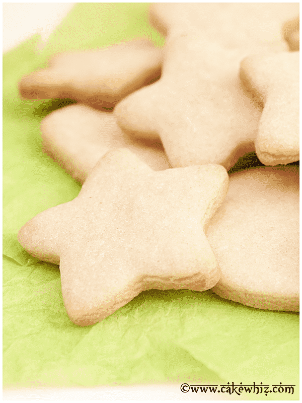 small batch of sugar cookies 7
