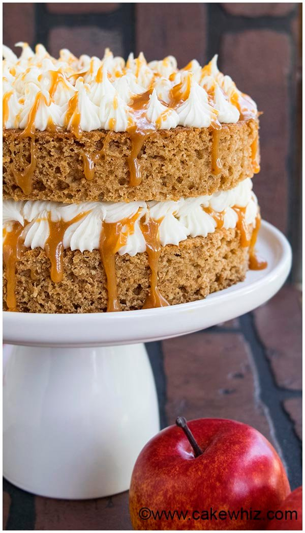 Old fashioned Applesauce Cake Recipe