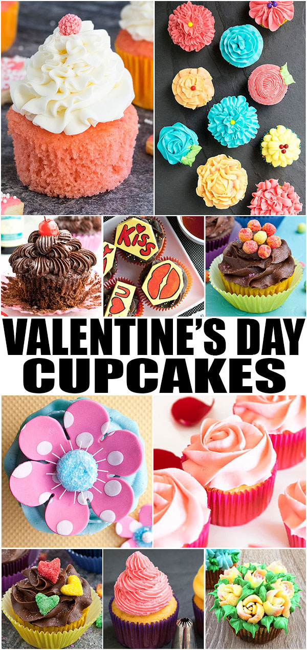 Save & Valentineu0027s Day Cupcakes - CakeWhiz
