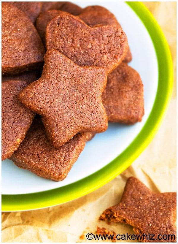 Best Chocolate Sugar Cookies Recipe (Cut Out Cookies) 2
