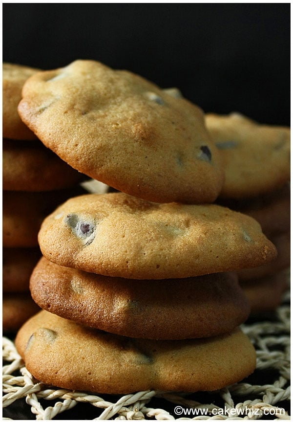 Moist Banana Chocolate Chip Cookies Recipe