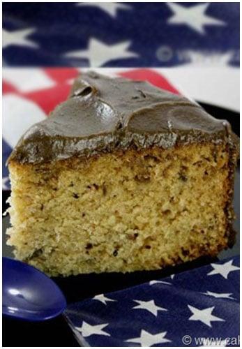 Eggplant Cake Recipe