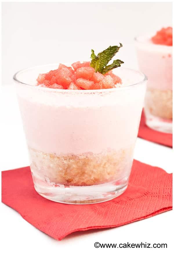 mini watermelon ice cream pies 6