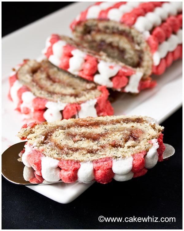 banana cake roll 8