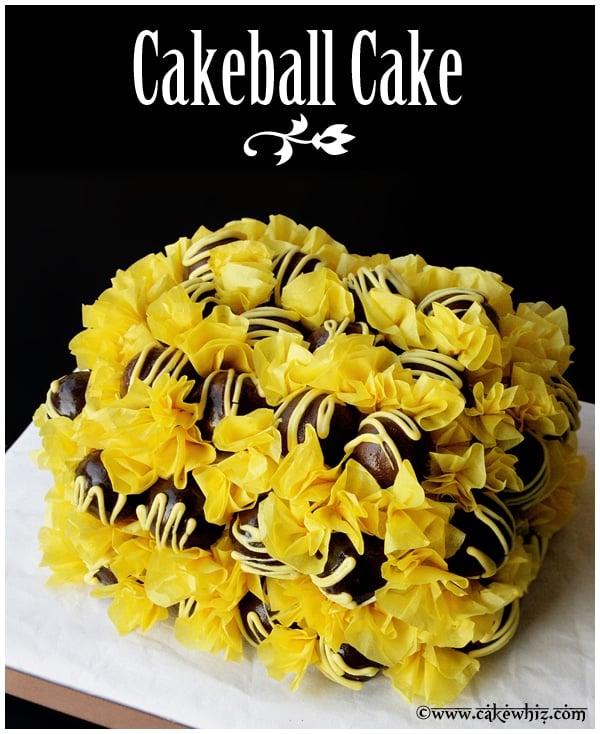 cakeball cake