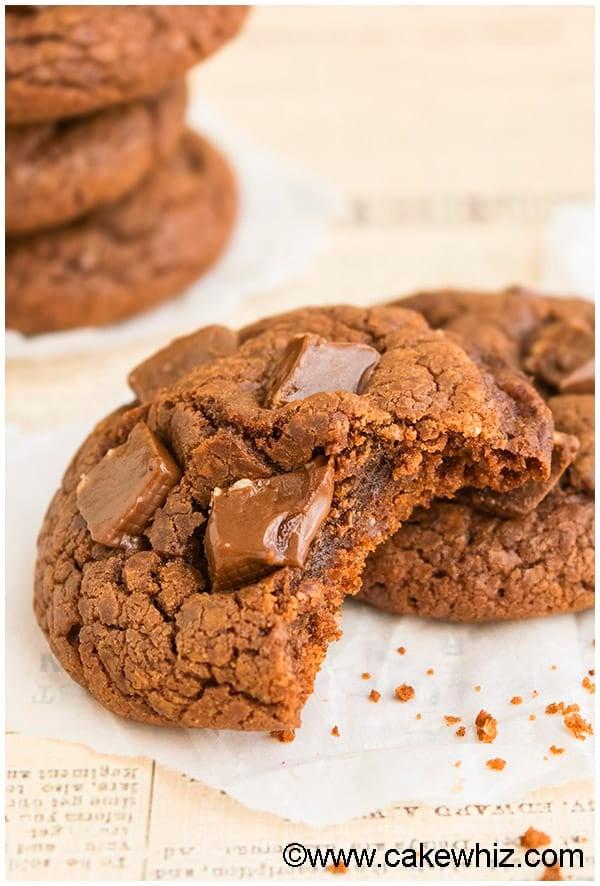 Nutella cookies recipe easy