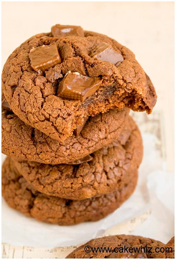Easy Nutella Cookies Recipe 3