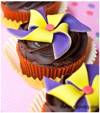 easy pinwheel cupcakes