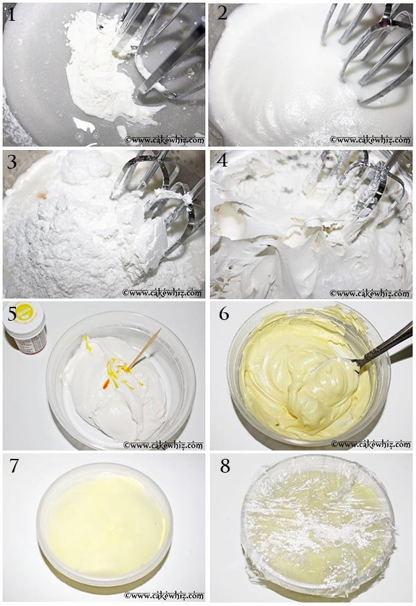 how to make royal icing 10