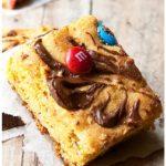 Cake Mix Cookie Bars Recipe (Easy Dessert or Snack)