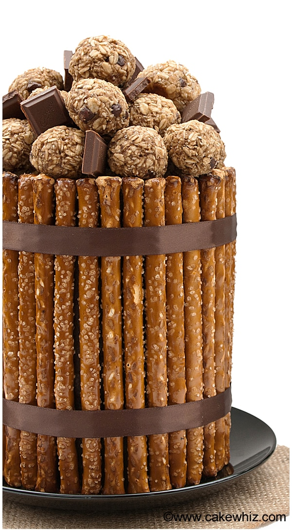 pretzel cake 2