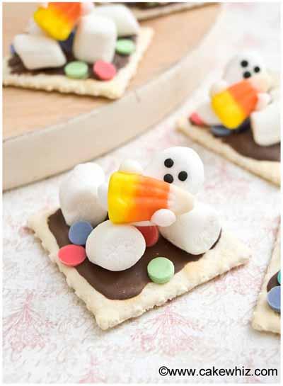 halloween ghost crackers