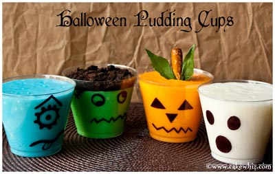 halloween spooky pudding cups 10