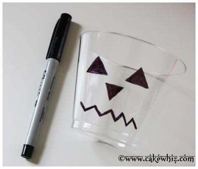 halloween spooky pudding cups 14
