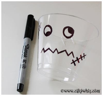 halloween spooky pudding cups 15
