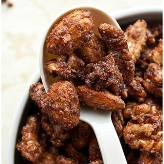 Candied Nuts (Quick, Easy Recipe)