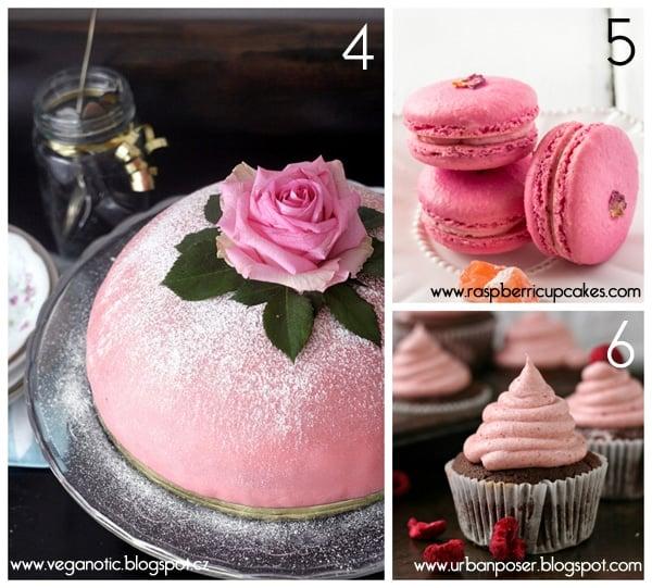 15 pink valentine's day treats