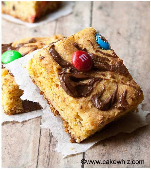 20 minute cake mix bars