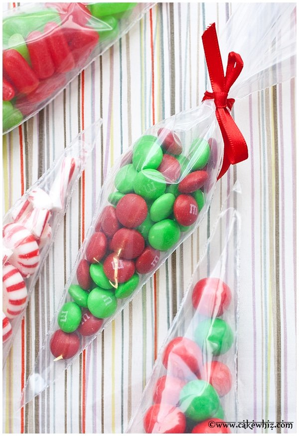 Christmas candy cones cakewhiz for Edible christmas gift ideas to make