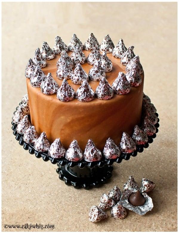 How To Marble Fondant Cakewhiz