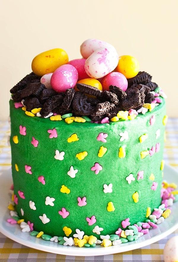 Easter Egg Cake Cakewhiz