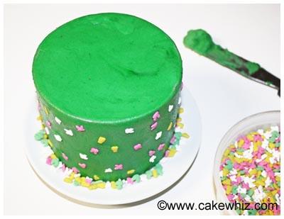 easter egg cake 12