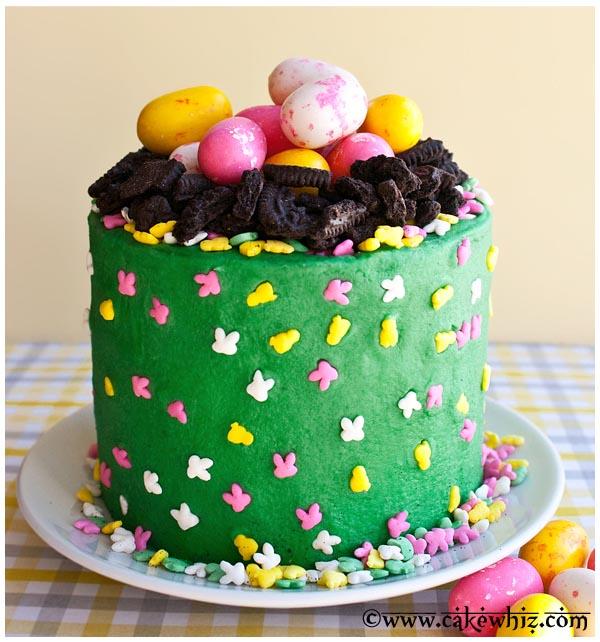 easter egg cake 21
